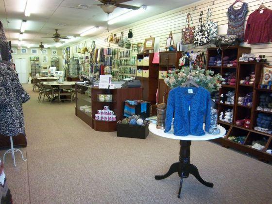 a Yarn Garden Shop