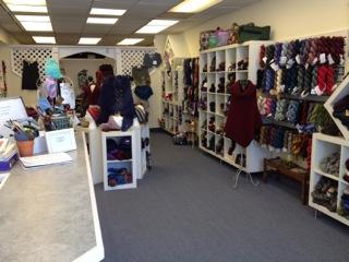 The Knitting Garden Shop